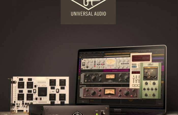 Акция от Universal Audio