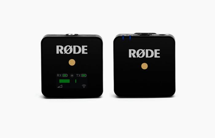 Rode Wireless GO - новая суперкомпактная цифровая радиосистема