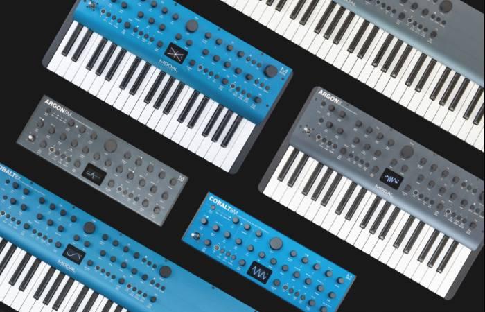 Покупай любой синтезатор из серии ARGON или COBALT по промокоду COBGON и получи скидку 4500 рублей!*