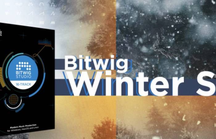 Bitwig Winter Special