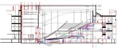 образом соответствовали линейные массивы MILO и низкочастотные громкоговорители 700-HP.