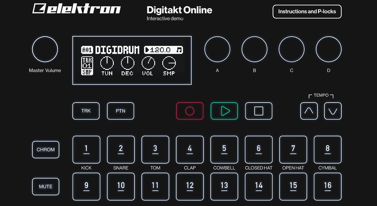 digitakt app