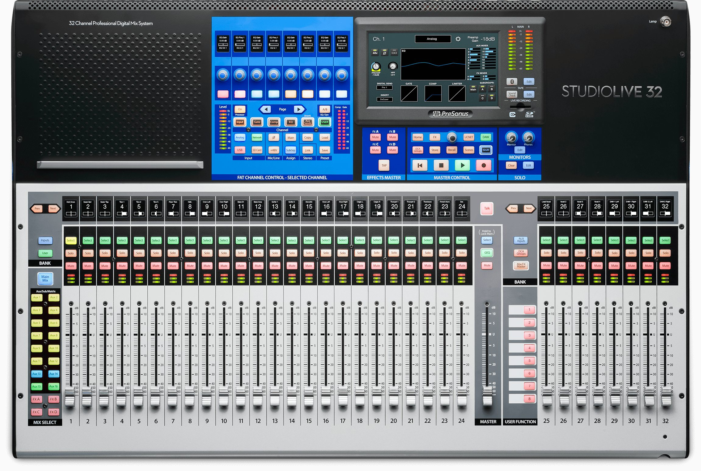 presonus-studiolive 32-top big
