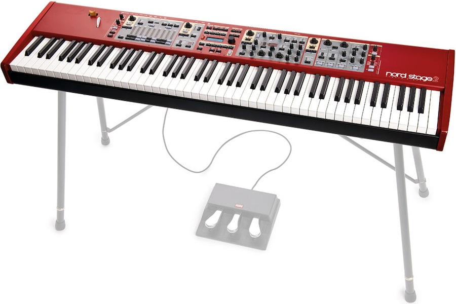 Clavia Nord Stage 2 SW 73