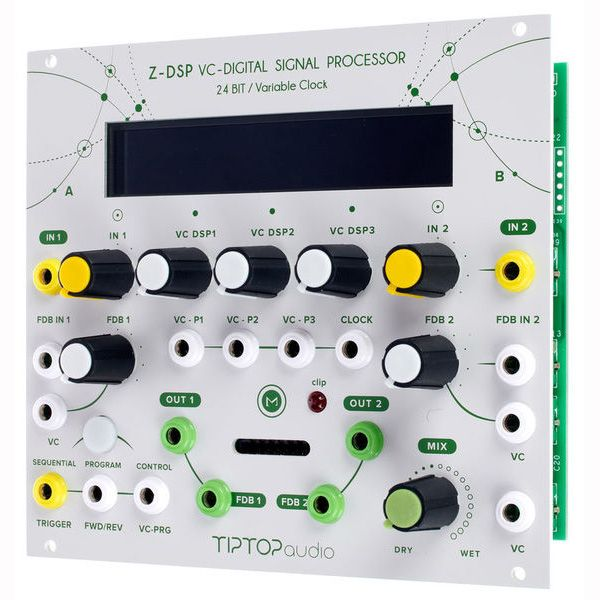 Tiptop Audio Z-DSP NS Eurorack модули