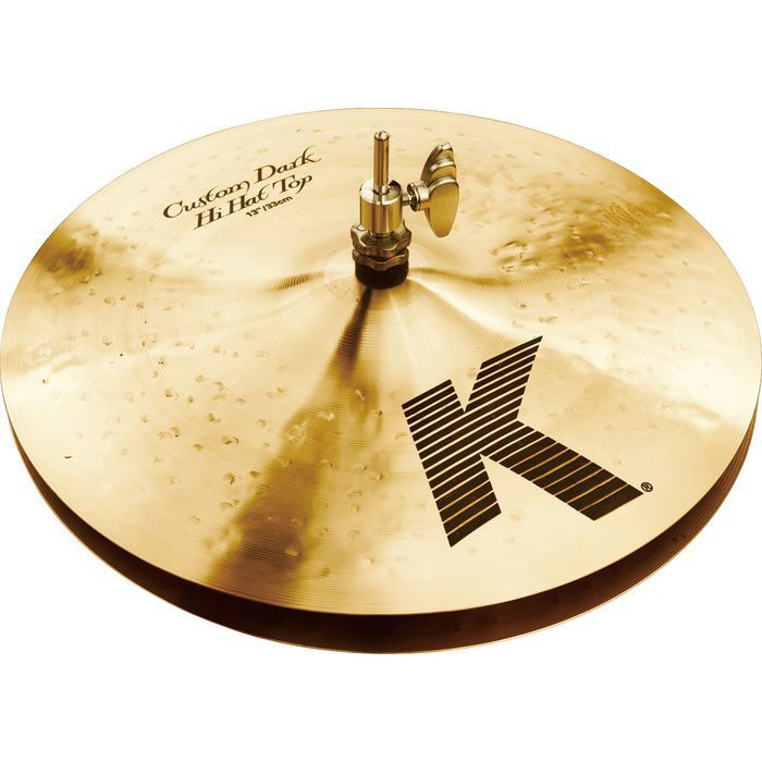 Zildjian 13` K` Custom Dark Hi-Hat Ударные инструменты