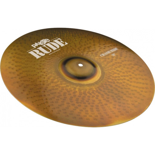 Paiste RUDE 22 Ride/CRASH Ударные инструменты