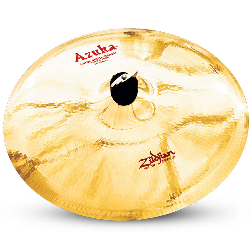 Zildjian 15` AZUKA LATIN MULTI Crash Ударные инструменты