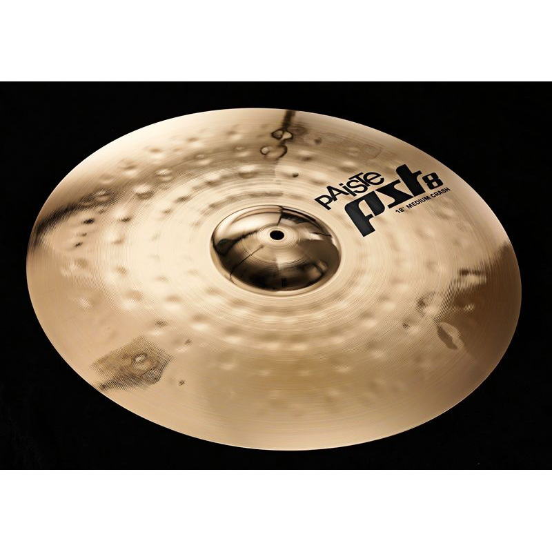 "Paiste 16"" PST8 Medium Crash Ударные инструменты"