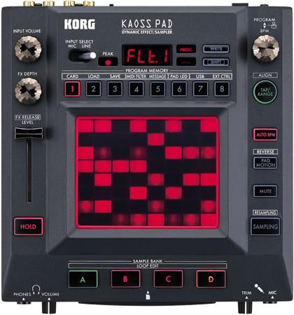 KAOSS PAD KP3 продам! - рок, уфа, рокуфа, музыка, афиша, концерты