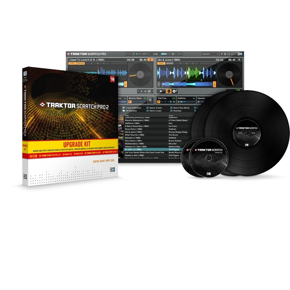 is upgrade traktor pro 2 for free