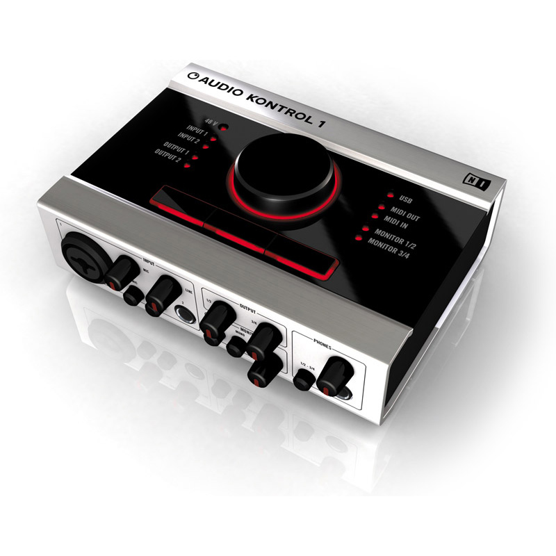 Native Instruments Audio Kontrol 1 DJ Интерфейсы