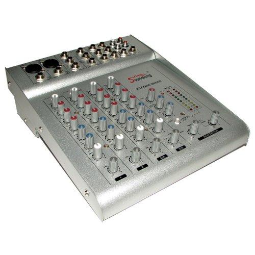 микшерный пульт Soundking As602ad инструкция - фото 5