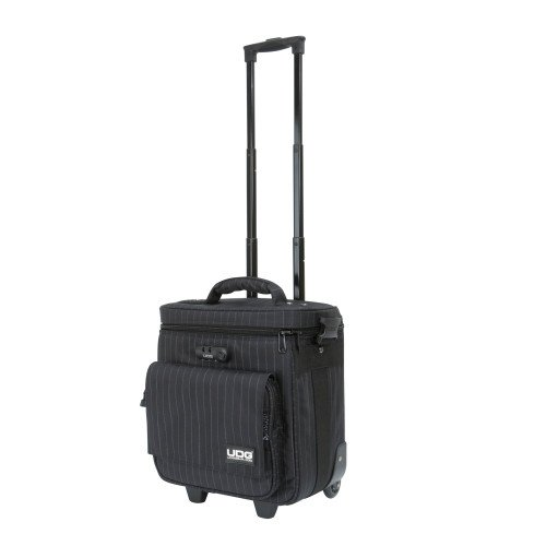 UDG Trolley To Go Black/Grey Stripes DJ Кейсы, сумки, чехлы
