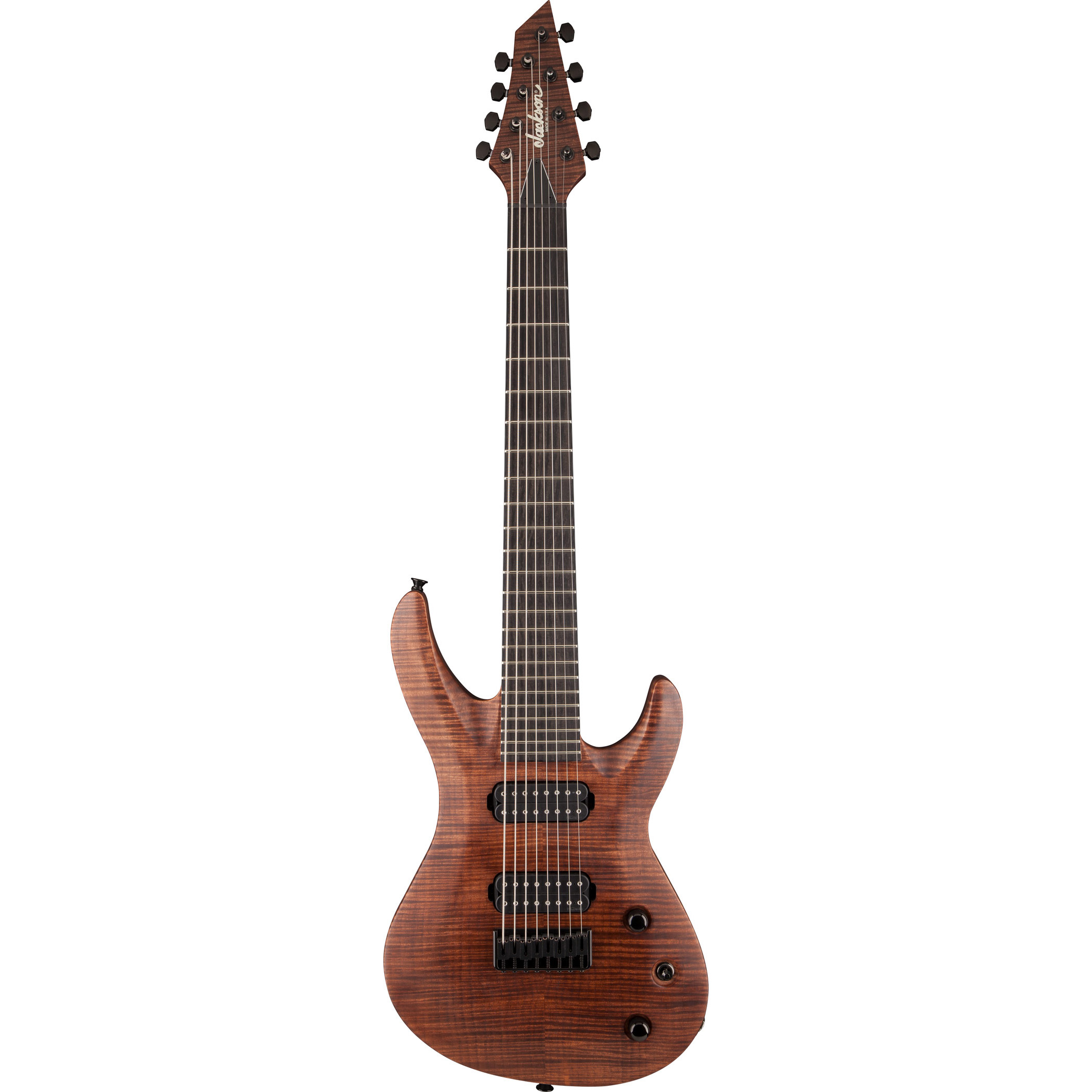Jackson USA Select B8 WALNUT STAIN Электрогитары