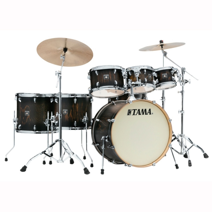 Tama Cl72rs-pjbp Superstar Classic Exotix 7pc Kit Featuring Lacebark Pine Outer Ply Ударные инструменты