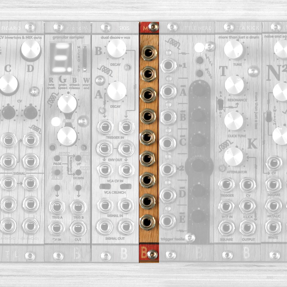 Bastl Instruments Multiple Eurorack модули
