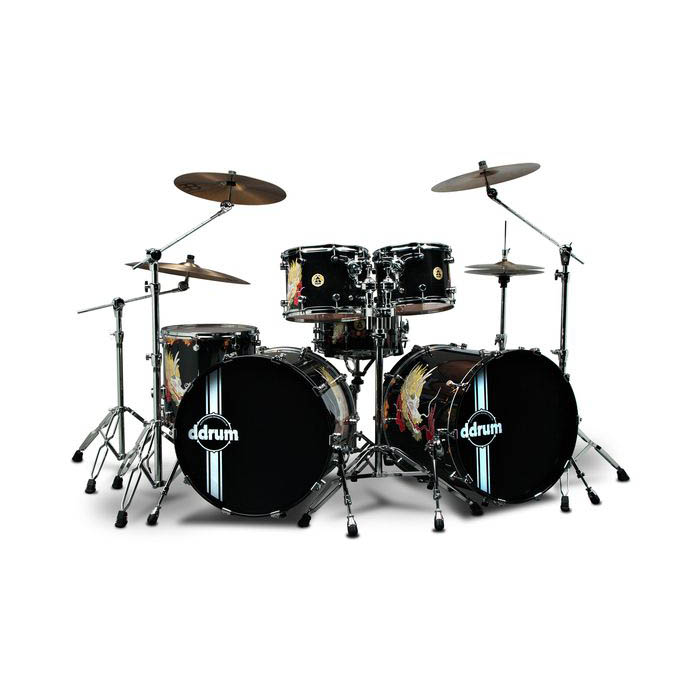 Ddrum RF VP DRAGON 6PC Ударные инструменты