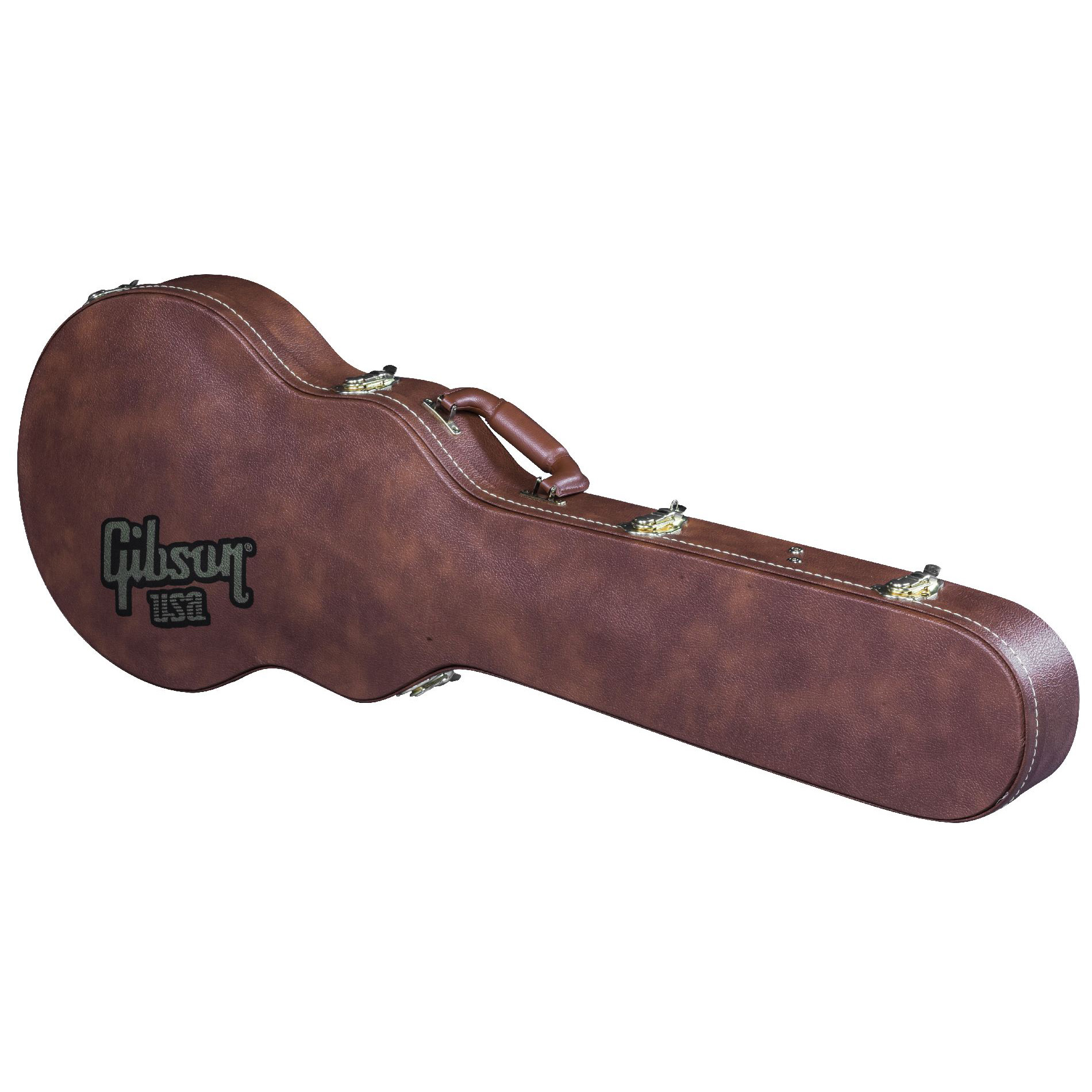 Gibson Hard Shell, Case, Les Paul Thin LINE, Historic Brown Аксессуары для муз. инструментов