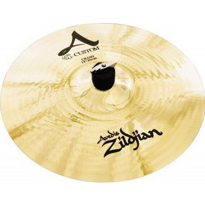 Zildjian 14` A` Custom Crash Ударные инструменты