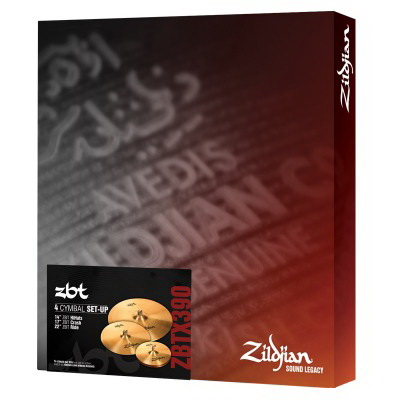 Zildjian ZBTX390 ZBT XL Box Set Ударные инструменты