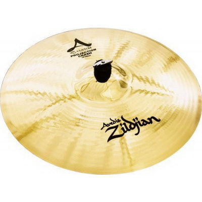 Zildjian 19` A` Custom PROJECTION Crash Ударные инструменты