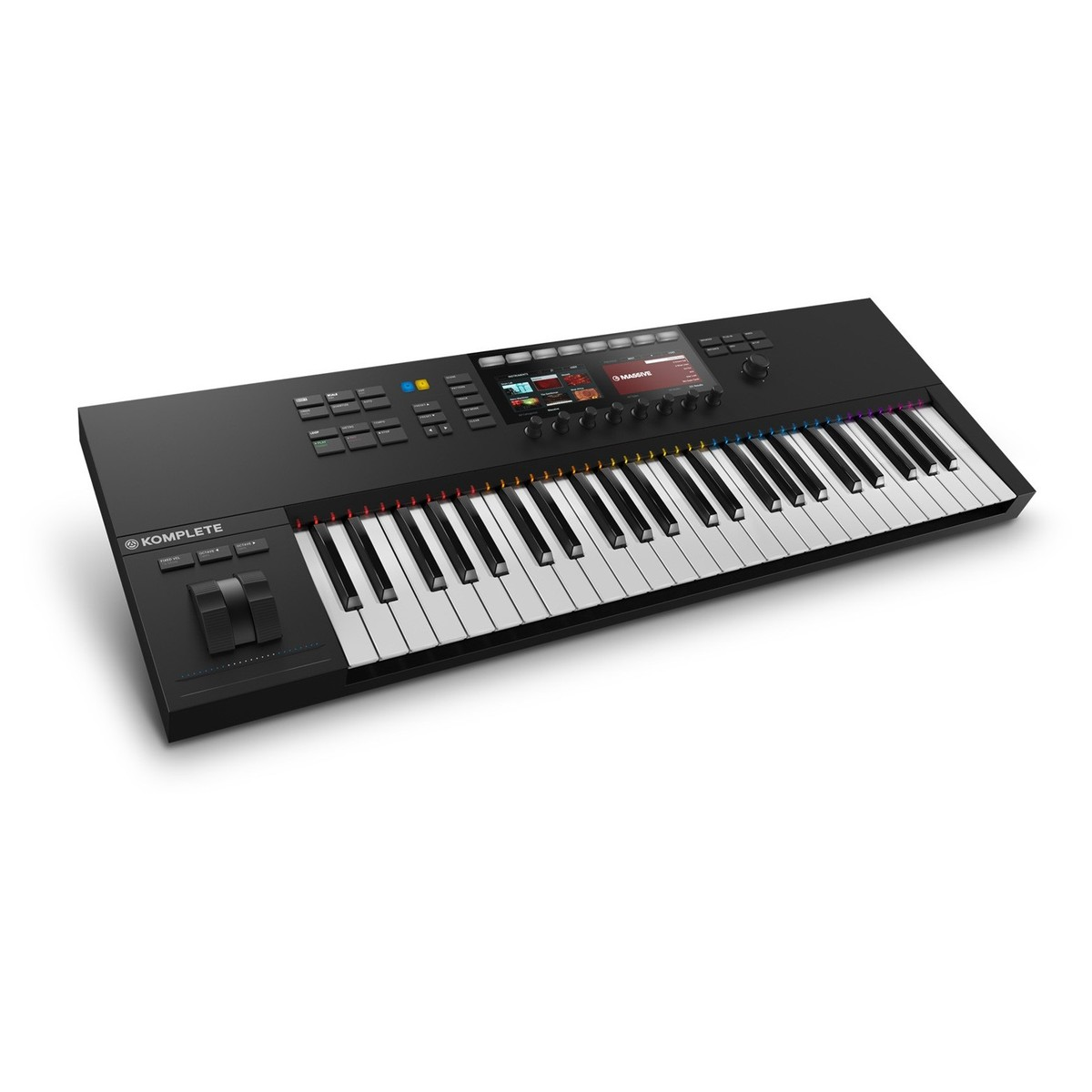 Native Instruments Komplete Kontrol S49 Mk2 Миди-клавиатуры