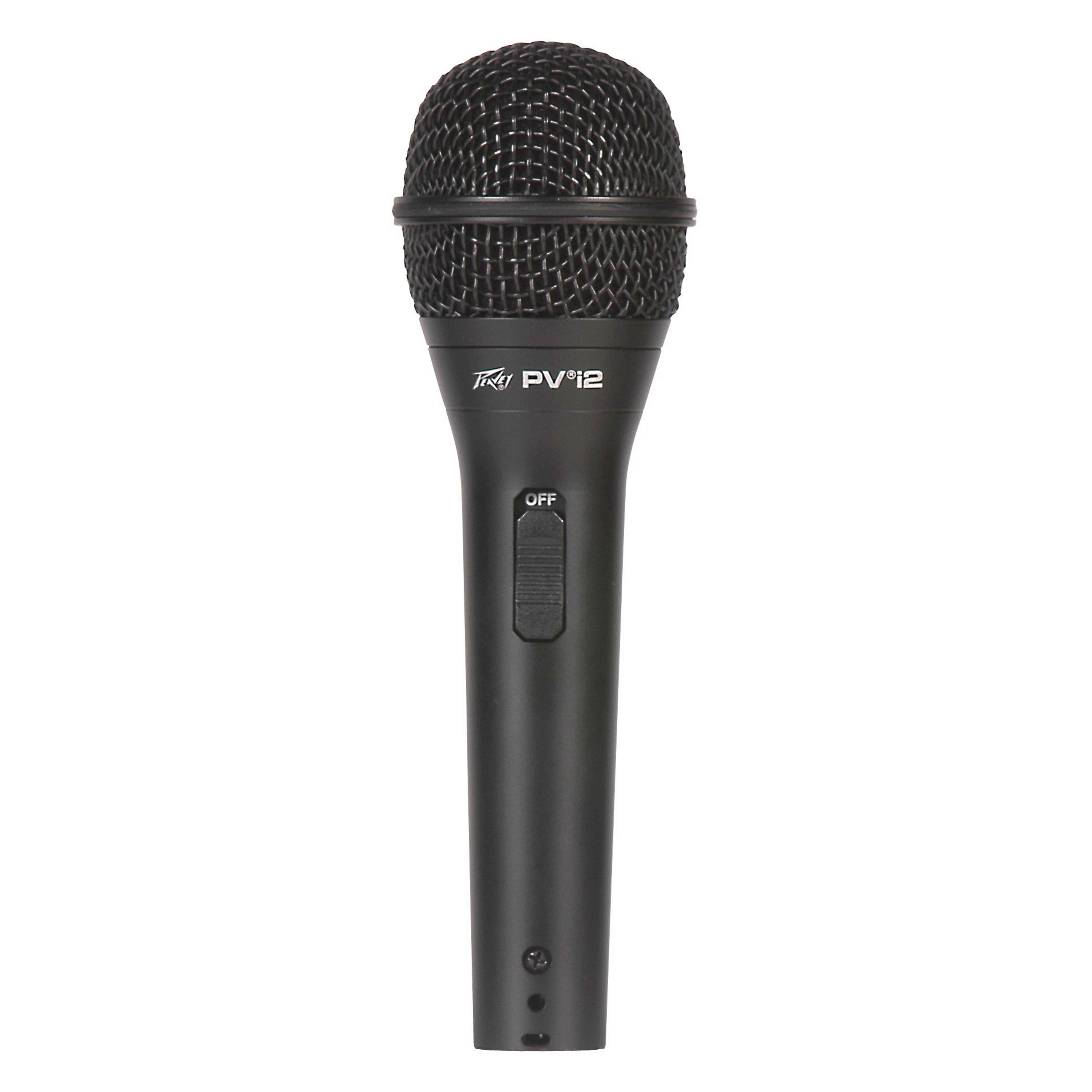 Микрофон на белом фоне фото
