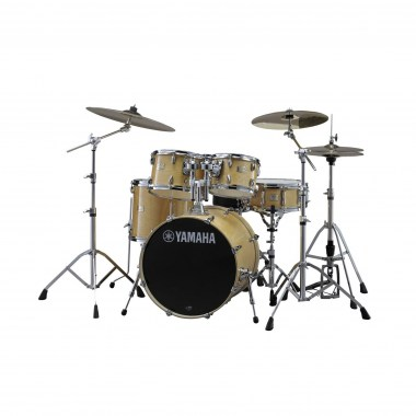 Yamaha Stage Custom Birch SBP0F5 Natural WOOD Ударные инструменты