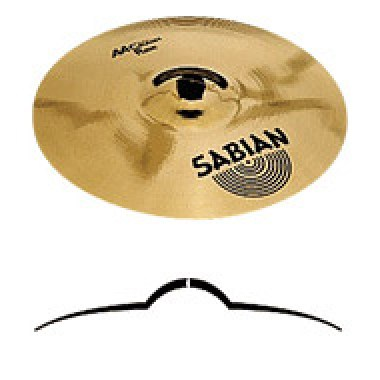 Sabian 18`` AA Crash Ride Brilliant Ударные инструменты