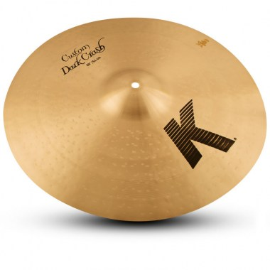Zildjian 20` K` Custom Dark Crash Ударные инструменты