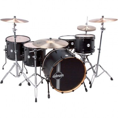 Ddrum REFLEX RSL PH 24 5PC BKS Ударные инструменты