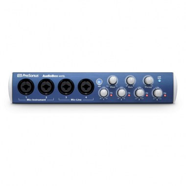 PreSonus AudioBox 44VSL MIDI Интерфейсы