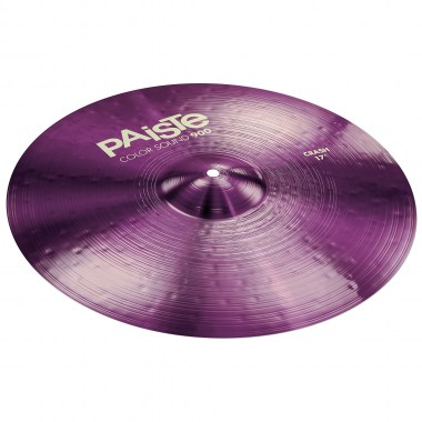 Paiste CS900 17 Purple Crash Ударные инструменты