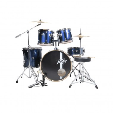 Peavey PV 5PC Drum Set Blue Ударные инструменты