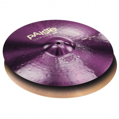 Paiste CS900 15 Purple Heavy Hi-Hat Ударные инструменты