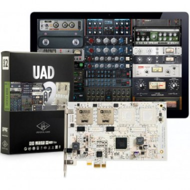 UNIVERSAL AUDIO UAD-2 Duo Flexi DSP аудио платы