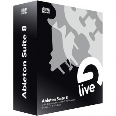 Ableton Suite 8 EDU, цена, купить, заказать, доставка по россии