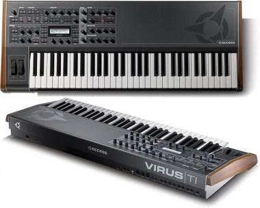 Access Virus TI2 Keyboard, цена, купить, заказать, доставка по россии