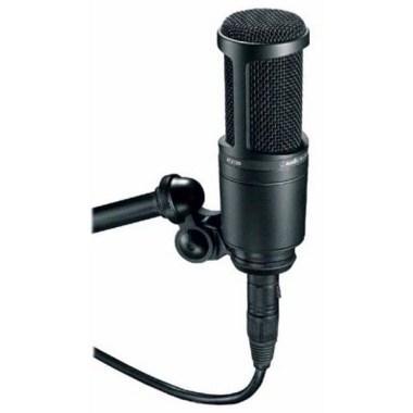 Audio-Technica AT2020, цена, купить, заказать, доставка по россии