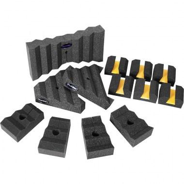 Auralex AuralXpanders - 4 Pack, цена, купить, заказать, доставка по россии