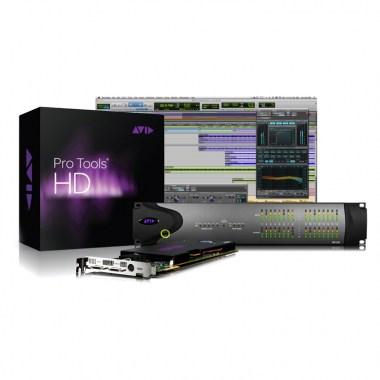 Avid Pro Tools HDX 16x16 Digital System, цена, купить, заказать, доставка по россии