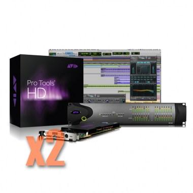 Avid Pro Tools HDX2 8x8x8 System, цена, купить, заказать, доставка по россии