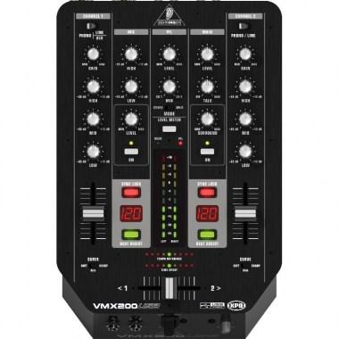 BEHRINGER VMX 200 USB Pro Mixer, цена, купить, заказать, доставка по россии