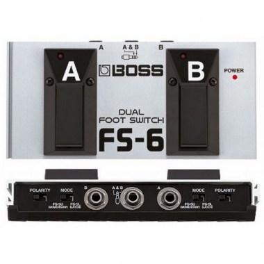 BOSS FS-6 Dual Footswitch, цена, купить, заказать, доставка по россии