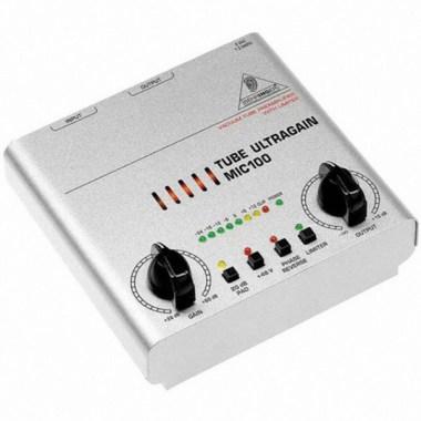 Behringer Mic 100 Ultragain, цена, купить, заказать, доставка по россии