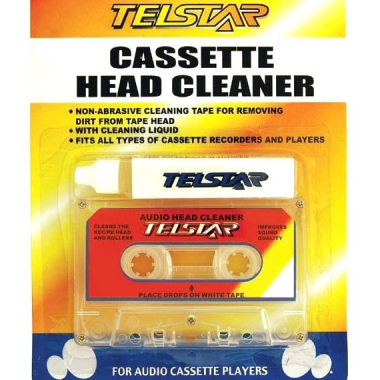 Cleaner Cleaning Cassette