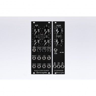 Erica Synths Black Code Source & Expander bundle Eurorack модули
