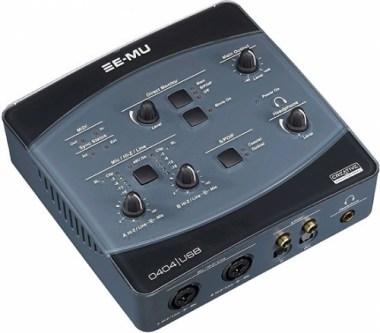 Creative Professional E-Mu 0404 USB, цена, купить, заказать, доставка по россии