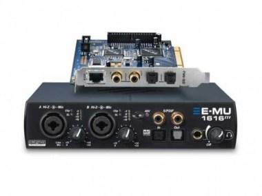 Creative Professional E-Mu 1616M PCI, цена, купить, заказать, доставка по россии
